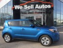 Used 2016 Kia Soul LX *A/C *AUX *ABS *BTOOTH *ECO *XM *TRACTION/C for sale in Winnipeg, MB
