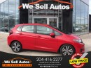 Used 2015 Honda Fit EX *LOW KM *ALLOY WHEELS *BTOOTH *TOUCH SCREEN for sale in Winnipeg, MB