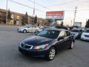 Used 2009 Honda Accord EX-L**VERY CLEAN CAR** LEATHER SUNROOF. for sale in Scarborough, ON