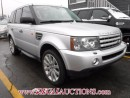 Used 2006 Land Rover RANGE ROVER SPORT SUPERCHARGED 4D UTILITY 4WD for sale in Calgary, AB
