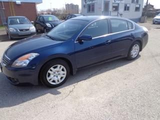 Used 2009 Nissan Altima 2.5 S CERTIFIED for sale in Kitchener, ON