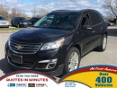 Used 2013 Chevrolet Traverse 1LT | AWD | 7 PASSENGER | ALLOYS for sale in London, ON