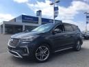 Used 2017 Hyundai Santa Fe XL AWD Luxury for sale in Barrie, ON