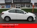 Used 2010 Mazda MAZDA3 for sale in St Catharines, ON