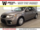 Used 2012 Kia Forte Koup EX| SUNROOF| HEATED SEATS| BLUETOOTH| 55,615KMS for sale in Cambridge, ON