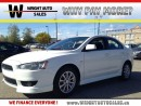 Used 2012 Mitsubishi Lancer SE| BLUETOOTH| HEATED SEATS| SUNROOF| 104,417KMS for sale in Cambridge, ON