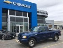 Used 2010 Ford Ranger Sport V6 4X4 AIR LOW KMS!!! for sale in Orillia, ON