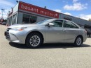 Used 2016 Toyota Camry On the spot Approval! for sale in Surrey, BC