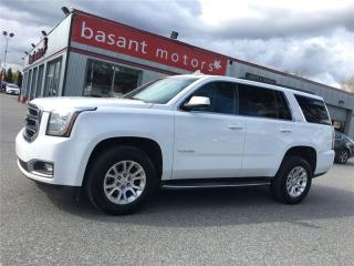 Used 2016 GMC Yukon Leather, Heated Seats, Bose, Park Aid!! for sale in Surrey, BC