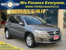 Used 2009 Volkswagen Tiguan 4Motion, PANORAMIC SUNROOF for sale in Concord, ON