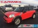 Used 2011 MINI Cooper Countryman S   CERTIFIED + E-Tested for sale in Waterloo, ON