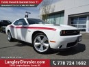 Used 2016 Dodge Challenger R/T ACCIDENT FREE w/ 5.7L V8 HEMI, HEATED/VENTILATED SEATS & SUNROOF for sale in Surrey, BC