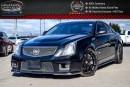 Used 2009 Cadillac CTS-V Pano Sunroof|Bluetooth|Leather|Heated Seats|Keyless Entry|19