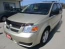 Used 2010 Dodge Grand Caravan POWER EQUIPPED SE EDITION 7 PASSENGER 3.3L - V6.. CAPTAINS.. STOW-N-GO.. CD/AUX INPUT.. KEYLESS ENTRY.. for sale in Bradford, ON