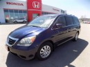 Used 2008 Honda Odyssey EX-L... ACCIDENT FREE.. 1 OWNER.. SUNROOF for sale in Milton, ON