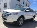 Used 2013 Ford Edge SEL NAVIGATION, LEATHER, SUNROOF !!! for sale in Concord, ON