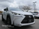 Used 2015 Lexus NX 200t F SPORT SERIES 1 for sale in Richmond, BC