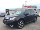 Used 2014 Subaru Forester 2.0XT - LEATHER - PANORAMIC ROOF for sale in Oakville, ON