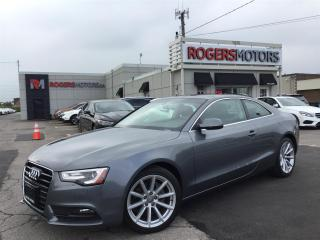 Used 2014 Audi A5 2.0T TFSI QTRO - NAVI - SUNROOF for sale in Oakville, ON