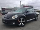 Used 2012 Volkswagen Beetle TURBO - NAVI - LEATHER for sale in Oakville, ON