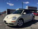 Used 2010 Volkswagen Beetle - CONV - LEATHER for sale in Oakville, ON