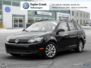 Used 2013 Volkswagen Golf Wagon Comfortline 2.5 at Tip for sale in Orleans, ON