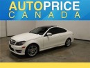 Used 2013 Mercedes-Benz C-Class C250 NAVIGATION PANOROOF for sale in Mississauga, ON