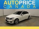 Used 2013 Mercedes-Benz C-Class C350 4MATIC NAVI PANOROOF for sale in Mississauga, ON