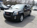 Used 2012 GMC Terrain SLT-1 Leather seats Sunroof Back camera for sale in Mississauga, ON