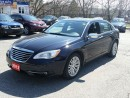 Used 2012 Chrysler 200 Limited Leather Nav.Sunroof Remote start for sale in Mississauga, ON