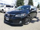 Used 2013 Lexus CT 200h CVT for sale in Surrey, BC