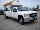 Used 2009 Chevrolet Silverado 3500 Ext. Cab | 11' Space Cap Max for sale in Stratford, ON