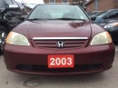 Used 2003 Honda Civic DX-G for sale in Scarborough, ON