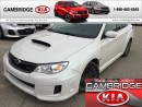 Used 2013 Subaru WRX 1 OWNER NO ACCIDENTS for sale in Cambridge, ON