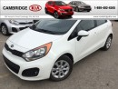 Used 2013 Kia Rio ** JUST SOLD ** for sale in Cambridge, ON