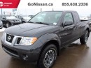 Used 2014 Nissan Frontier PRO-4X. BACK UP CAM. MANUAL! for sale in Edmonton, AB