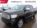 Used 2015 Toyota Tundra Platinum. NAVIGATION. ROOF. LEATHER 4X4 for sale in Edmonton, AB