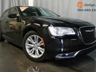 Used 2015 Chrysler 300 Touring / Sunroof / Rear Back Up Camera / Heated Front Seats for sale in Edmonton, AB