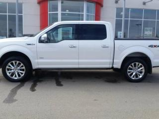 Used 2016 Ford F-150 Lariat for sale in Red Deer, AB
