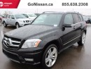 Used 2012 Mercedes-Benz GLK-Class GLK 350 4MATIC for sale in Edmonton, AB