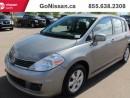 Used 2007 Nissan Versa 1.8 SL 4dr Hatchback for sale in Edmonton, AB