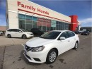 Used 2017 Nissan Sentra 1.8 SV (CVT) for sale in Brampton, ON