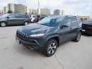 Used 2016 Jeep Cherokee Trailhawk - V6  4x4  Back Up Cam  Remote Start for sale in London, ON