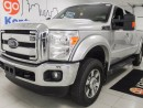 Used 2015 Ford F-350 6.7L V8 Diesel with NAV, heated/ cooled front seats, heated back seats, leather!!! for sale in Edmonton, AB