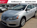 Used 2015 Nissan Sentra 1.8 S 4dr Sedan for sale in Edmonton, AB