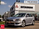 Used 2014 Mitsubishi Lancer SE - CVT -Heated Seats, Power Roof, Alloys for sale in Mississauga, ON