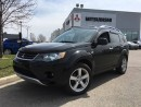 Used 2008 Mitsubishi Outlander XLS 4WD Sportronic at for sale in Mississauga, ON