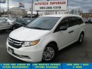 Used 2014 Honda Odyssey Prl White Entertainment DVD/Bluetooth for sale in Mississauga, ON