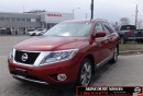 Used 2016 Nissan Pathfinder Platinum |Low Ks|DVD|Navi|Roof| for sale in Scarborough, ON