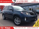 Used 2014 Kia Sorento LX | HEATED SEATS | BLUETOOTH | ALLOY WHEELS | for sale in Georgetown, ON